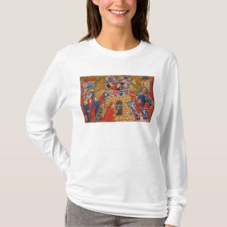 Scythian women besieging their enemies T-Shirt