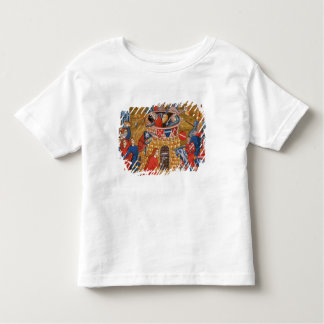 Scythian women besieging their enemies toddler T-Shirt