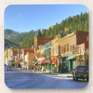 SD, Deadwood, Historic Gold Mining town Coaster