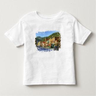 SD, Deadwood, Historic Gold Mining town Toddler T-Shirt