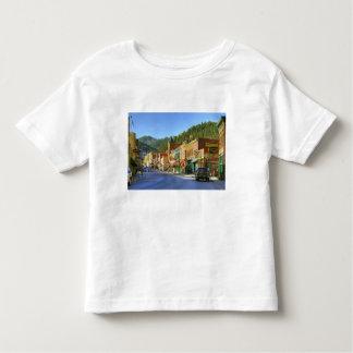 SD, Deadwood, Historic Gold Mining town Tshirt