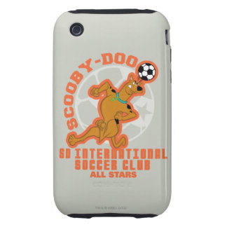 SD International Soccer Club Tough iPhone 3 Case