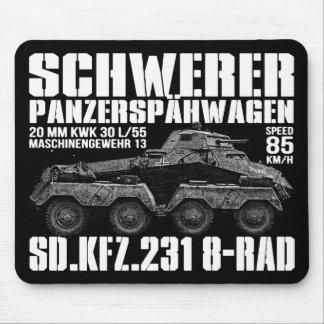 Sd.Kfz. 231 (8-Rad) Mousepad