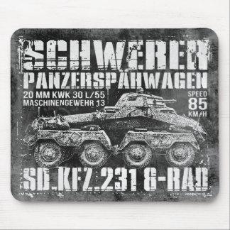 Sd.Kfz. 231 (8-Rad) Mousepads
