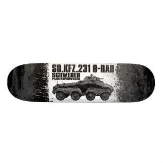 Sd.Kfz. 231 (8-Rad) Skate Board