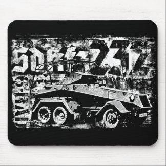 Sd.Kfz. 232 (6-Rad) Mousepad