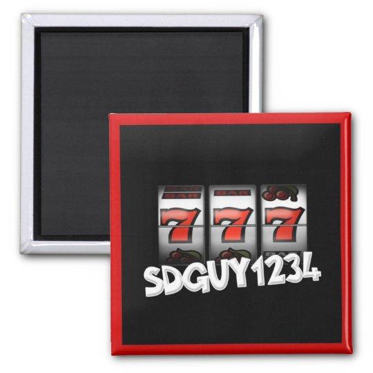 SDGuy Logo Magnet