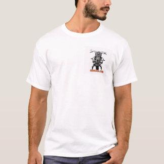 SDHCOA Tee Shirt in White