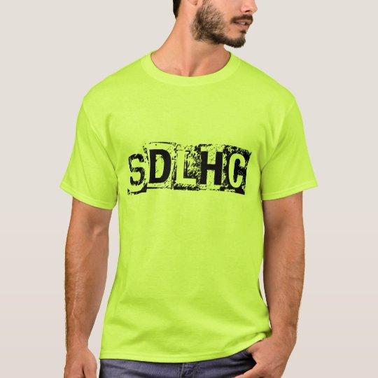 SDLHC #3 - Men's Basic T-Shirt (Choose a Colour!)