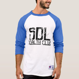 SDLHC - Men's Baseball #1 T-Shirt