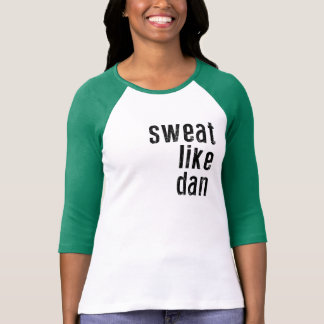 SDLHC Women's Baseball Shirt - Sweat Like Dan