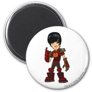 Se�orMalo Moltara Staff Player Fridge Magnets