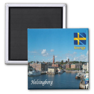 SE - Sweden - Helsingborg Magnet