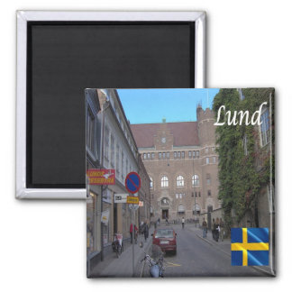 SE - Sweden - Lund Magnet
