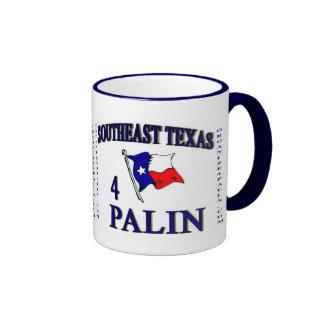 SE Texas4Palin Coffee Cup Coffee Mug