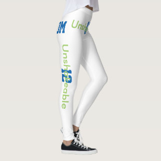 SEA12 FAN'S FAITH IS UNSHAKEABLE! LEGGINGS