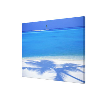 Sea 17 stretched canvas prints