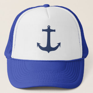 Sea Anchor Trucker Hat