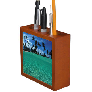 Sea And Island, Indonesia Desk Organiser