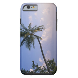 Sea and Palm Tree Tough iPhone 6 Case