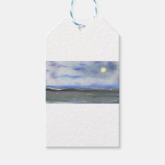 Sea and Sky. Gift Tags