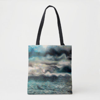 Sea and Sky Tote Bag
