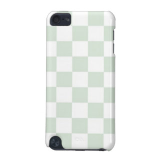 Sea Anemone Gingham Pattern iPod Touch (5th Generation) Case