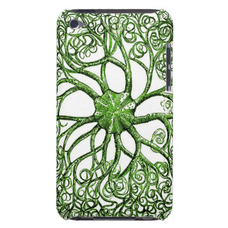 Sea Anemone Vintage Sea Life Barely There iPod Case