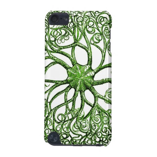 Sea Anemone Vintage Sea Life iPod Touch 5G Case