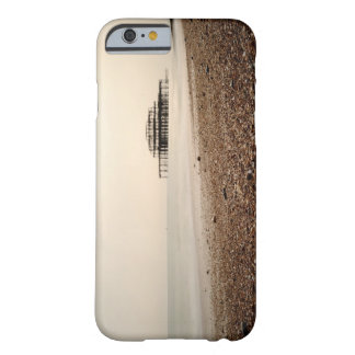 Sea at Brighton Beach Barely There iPhone 6 Case