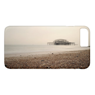 Sea at Brighton Beach iPhone 8 Plus/7 Plus Case