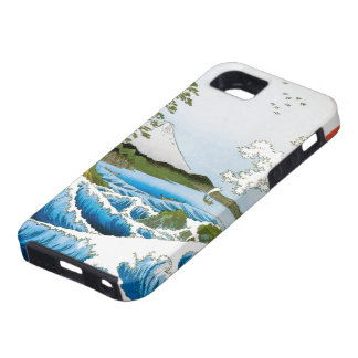 Sea at Satta in Suruga Province by Ando Hiroshige iPhone 5 Case