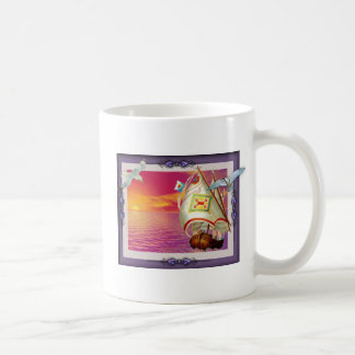 Sea at Sunset Coffee Mug
