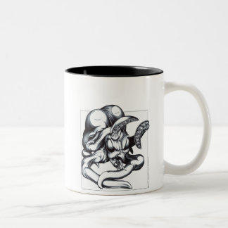 Sea Beast Two-Tone Mug