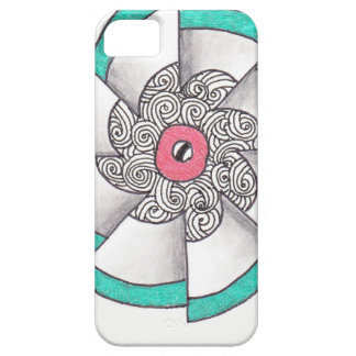 Sea Blades iPhone 5/5S Case