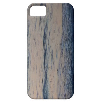 sea blue grey iPhone 5 cover