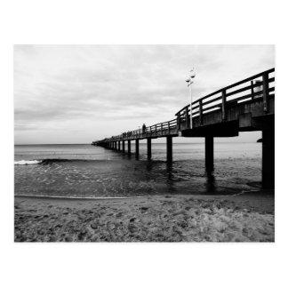 Sea-bridge Postcard