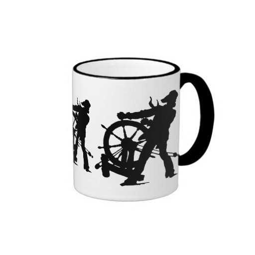 Sea Captain Mugs