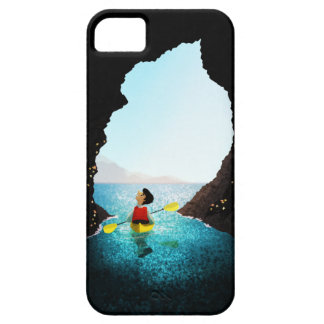 Sea caves barely there iPhone 5 case