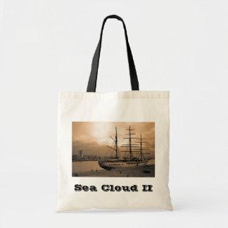 Sea Cloud II Budget Tote Bag