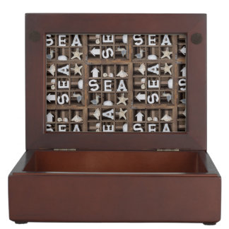 Sea Collection Memory Boxes