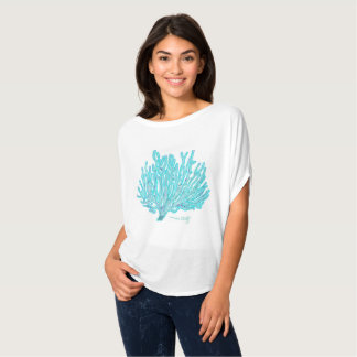 Sea coral tee shirt