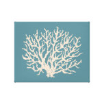 Sea Coral Wall Art Canvas Prints