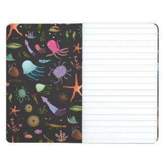 Sea Critters Pattern Journal