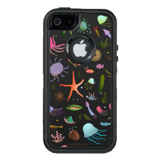 Sea Critters Pattern OtterBox iPhone 5/5s/SE Case