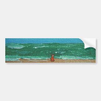 SEA DOG BUMPER STICKER