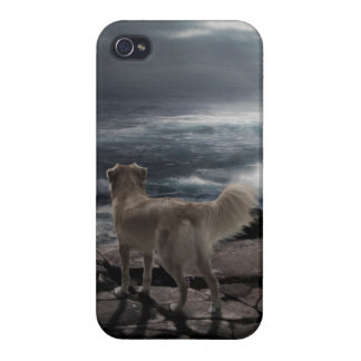 Sea Dog Cover For iPhone 4