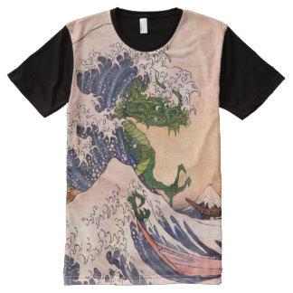 sea dragon All-Over print T-Shirt
