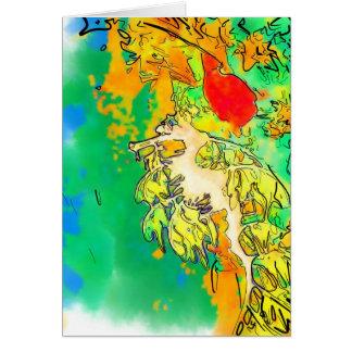 Sea Dragon Card