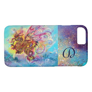 SEA DRAGON MONOGRAM Fantasy iPhone 8/7 Case